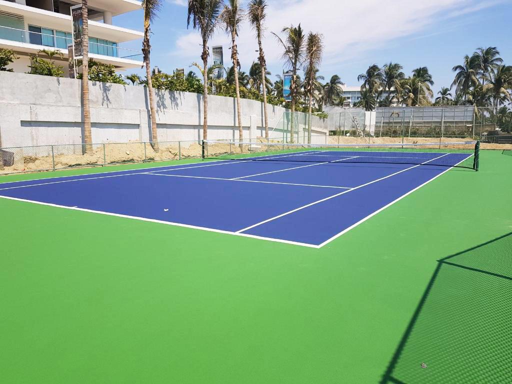Cuanto cuesta hacer una cancha de tenis
