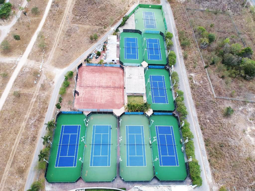 pintura para cancha de tenis bajo costo